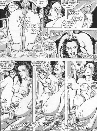 comics: Armas Menageres en chaleur [French] (220 Pages/117.24 MB) 18.05.2017