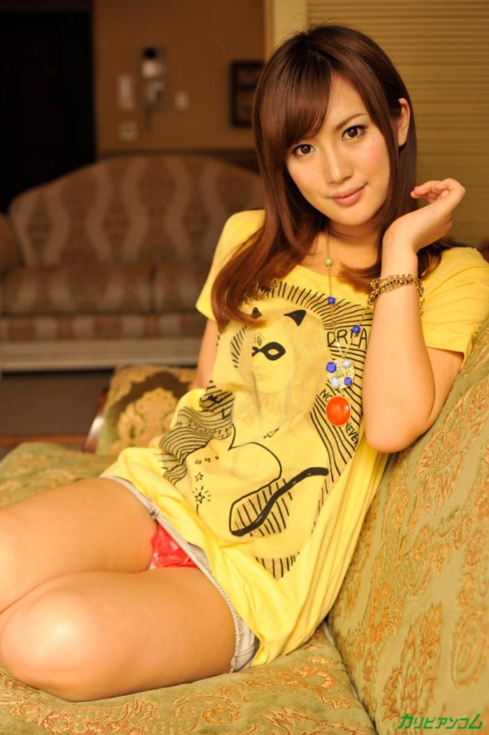 Caribbeancom - Kokone Mizutani - She Is Young And Beautiful [FullHD 1080p]