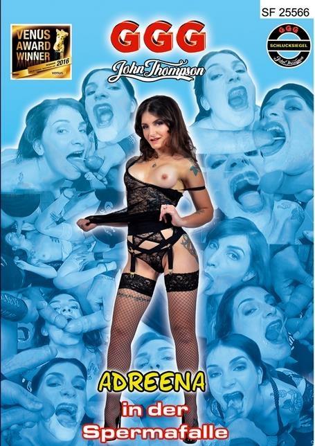 John Thompson, Germany Porn - Adreena in the Sperm Trap [HD, 720p]