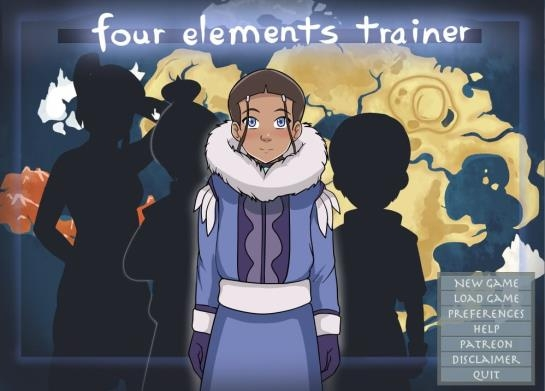 games: Mity Four Elements Trainer Version 0.4.17C (1 GB) 15.05.2017