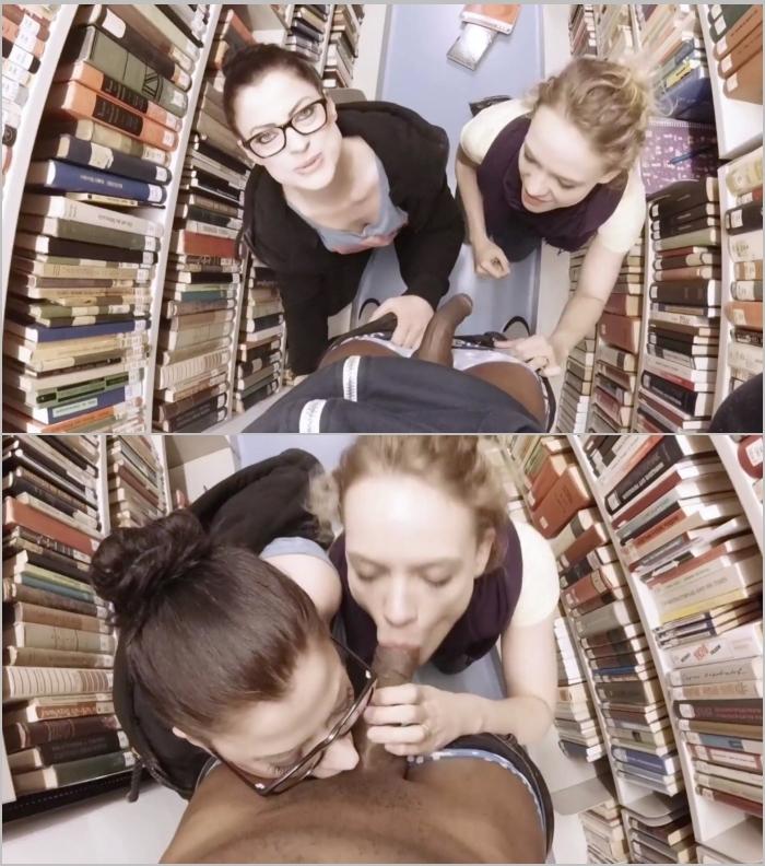 MissSofie - Studentinnen - Lutschen statt Lernen  [FullHD 1080]