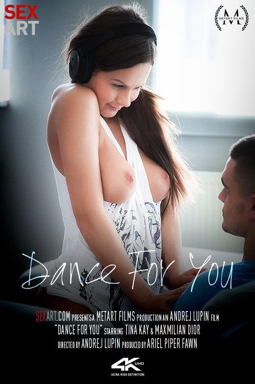 (Teen / MP4) Tina Kay Dance For You SexArt.com - SD 400p