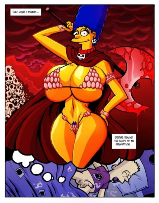 comics: Simpsincest - Crazy Family - The Simpsons - Ch 1 art by Hexamous (26 Pages/22.86 MB) 13.05.2017