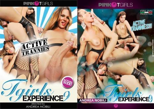 PinkOTgirls.com [Tgirl Experience 9] HD, 720p