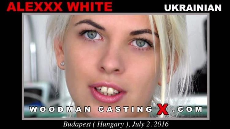 Alexxx White - Casting with Ukrainian Girl [WoodmanCastingX / FullHD]