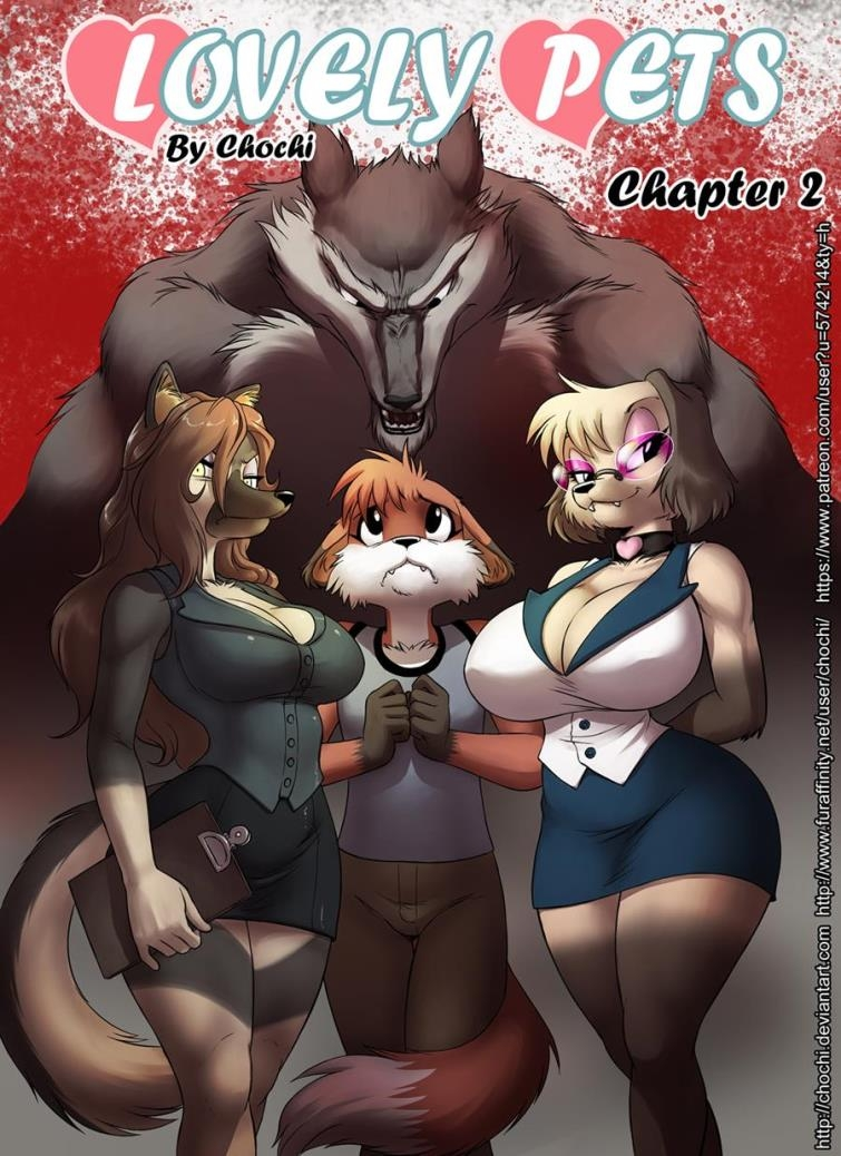 Chochi Lovely Pets Ch. 2 [6  pages]