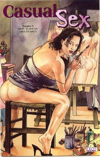 El Bute Casual Sex #5 (18.83 MB)