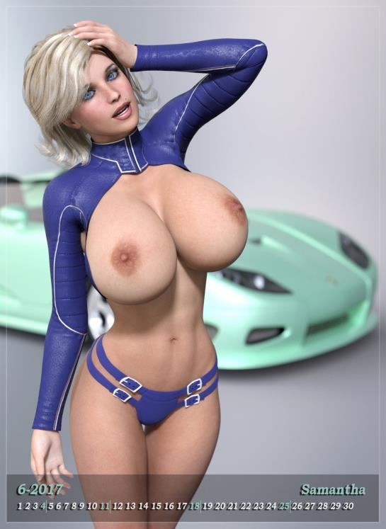 3d porn comics: Darkhound1 Cars and Girls 2017 (15 Pages/36.64 MB) 18.05.2017