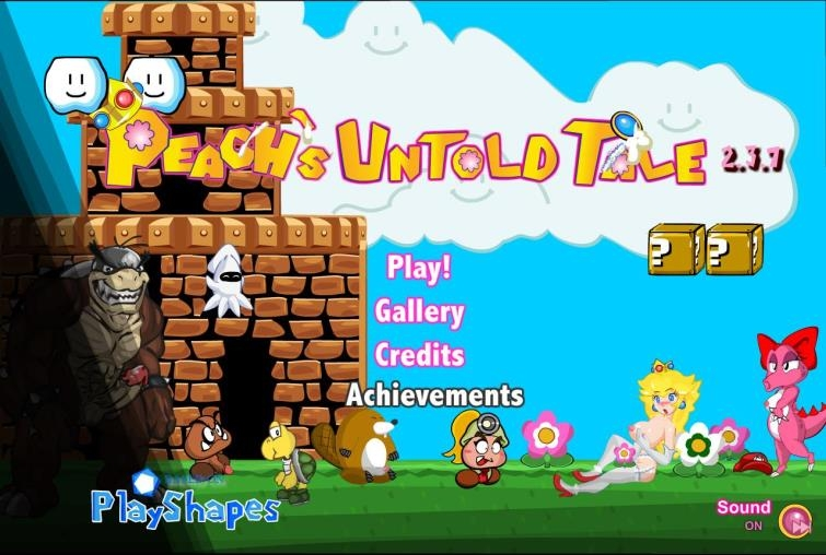 Mario is Missing Peachs Untold Tale Version 3.33