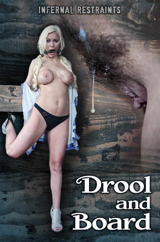 Kenzie Taylor - Drool and Board - InfernalRestraints.com (HD, 720p)