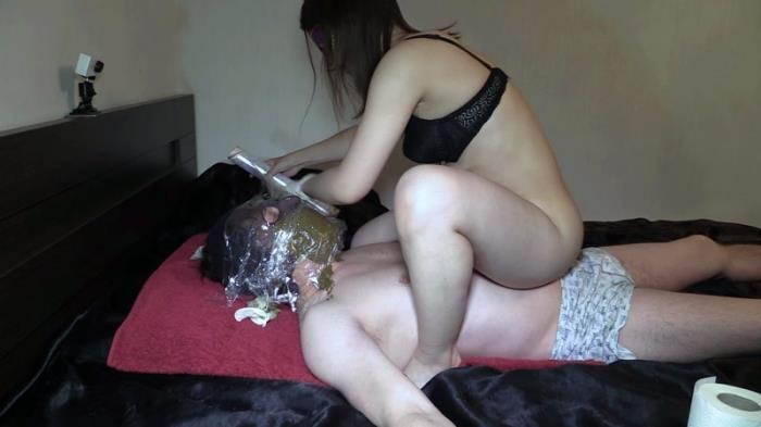 NEW Princess Mia POV HUMILIATION SCAT - Femdom Scat (Scat Porn) FullHD 1080p