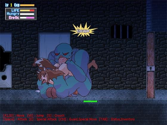 Eluku99 Wolf\'s Dungeon (games/242.91 MB)