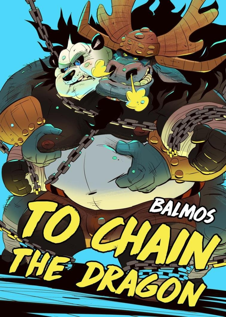 Balmos - To Chain The Dragon [37  pages]