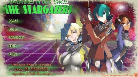 games: MangaGamer The Stargazers - Adult Version (462.28 MB) 14.05.2017