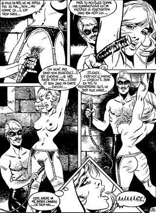 comics: Georges Levis Liz et Beth #5 - Le Club des Sens [French] (73 Pages/41.91 MB) 18.05.2017