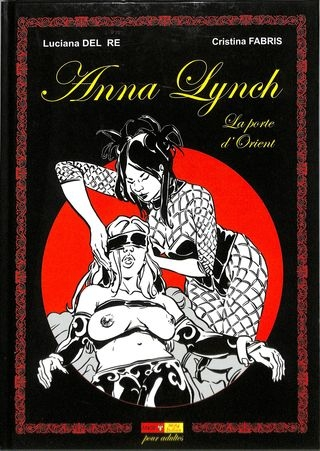 Christina Fabris Anna Lynch, La porte d'orient [French] [29  pages]