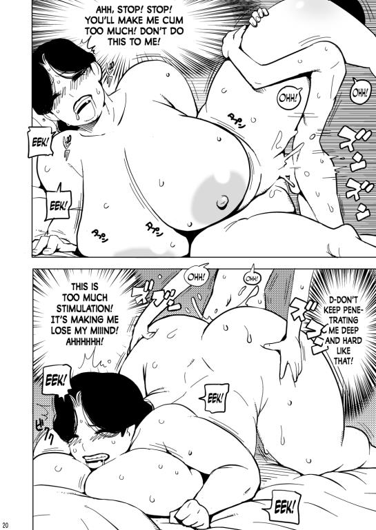 hentai manga: 39-sai Houman Bakunyuu Maid Monogatari by Penguindou (29 Pages/16.35 MB) 16.05.2017