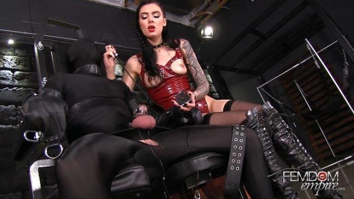 Marley Brinx - Chastity Cum Training (FemdomEmpire) FullHD 1080p