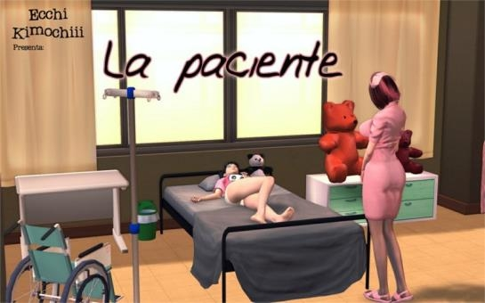 3d porn comics: La Paciente - Chapter 1 art by Ecchi Kimochiii (87 Pages/57.88 MB) 13.05.2017