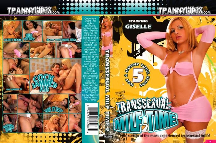 Ultimate Tgirl - Transsexual MILF Time 2 (480p / DVDRip)