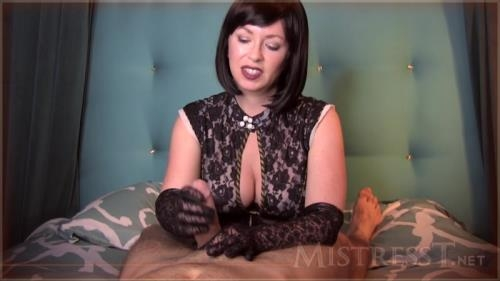 Mistress T - Sex Slave Audition Training [HD, 720p] [MistressT.net / Clips4sale.com]