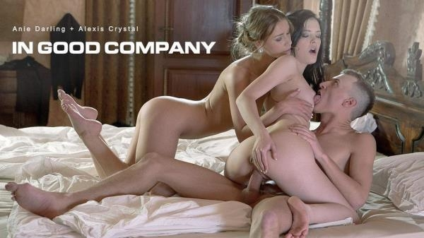 Alexis Crystal and Anie Darling - In Good Company - Babes.com (SD, 480p)