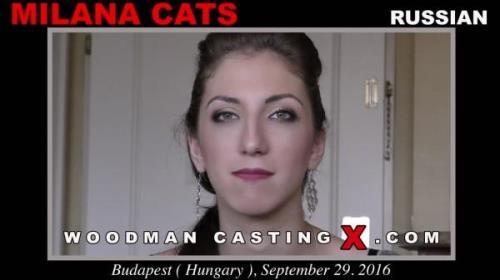 Woodmancastingx.com [Milana Cats aka Beata Rouge] FullHD, 1080p
