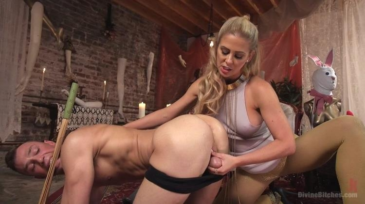 Cherie Deville - Pretty Lil' Fuck Bunny Slut Gets His Dick Sounded and His Ass Fucked [Kink, DivineBitches / HD]