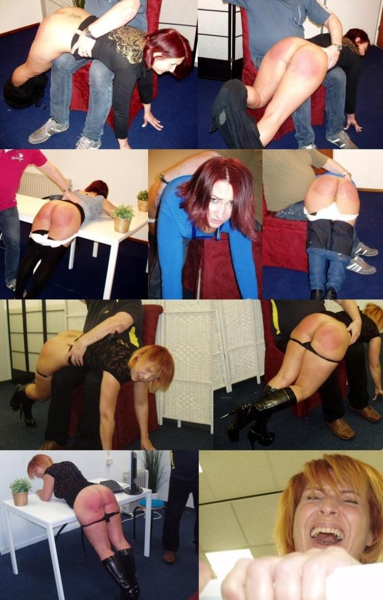 Rani - Paddled and Spanked Lying About Party [Real-Life-Spankings / HD]