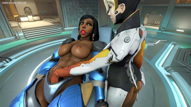 Misc Pharah from Overwatch part 2 from Pharah best girl (3d porn comics/22  pages/19.06 MB)