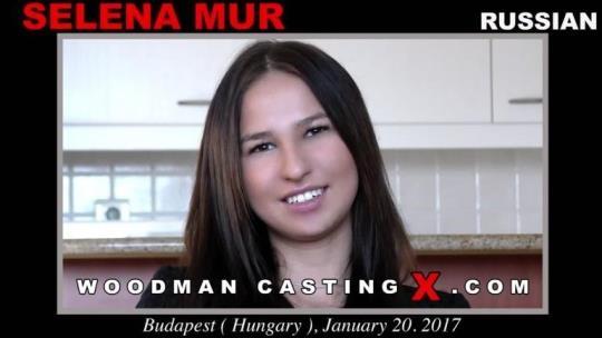Woodmancastingx: Selena Mur aka Leila Croft (FullHD/1080p/2.13 GB) 03.05.2017