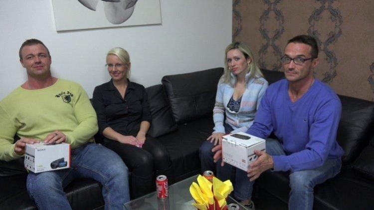Czech Wife Swap 7 - Part 1 - Group Sex [CzechAV, CzechWifeSwap / SD]