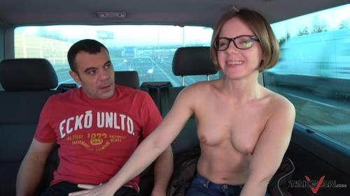 TakeVan.com [Sasha Zima - Cum Covered Glasses] FullHD, 1080p