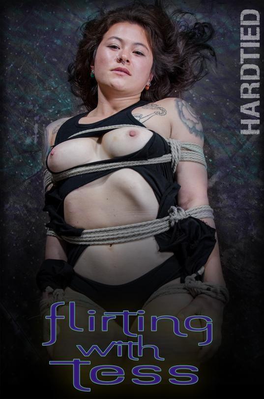 Tess Dagger - Flirting with Tess - HardTied.com (HD, 720p)