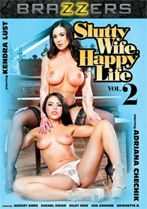 Brazzers - Slutty Wife Happy Life 2 (480p / WEBRip/SD)