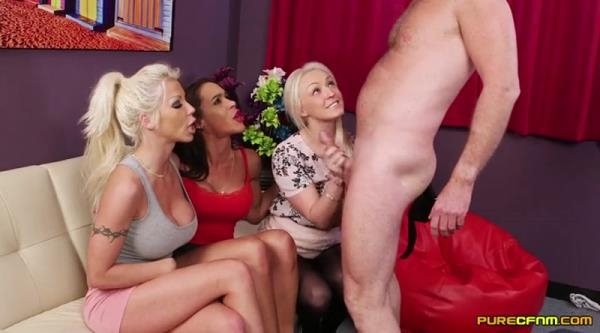 Amber Deen Angelina Elise And Barbie Sins Wildest Thing Ever - PureCFNM.com (SD, 400p)