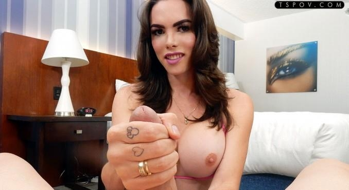 Big boob Gia Itzel is a Mexican goddess [TsPOV / FullHD]