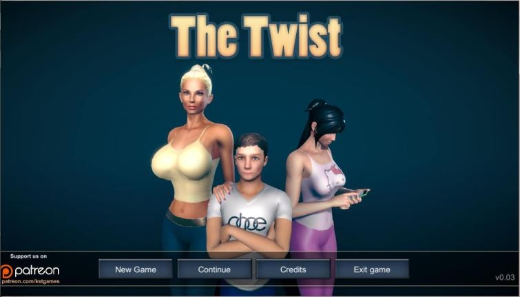 KsT - The Twist Version 0.08d bugfix + Walkthrough