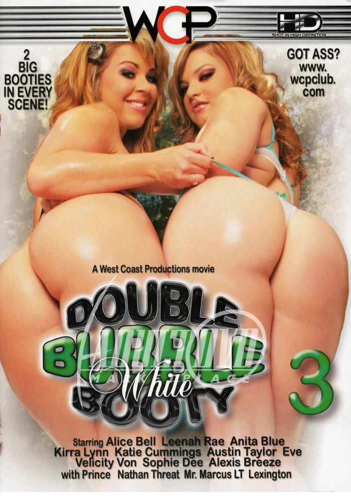 West Coast - Double Bubble White Booty 3 (320p / DVDRip)
