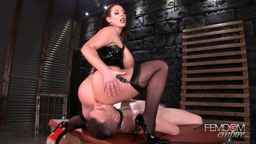 Angela White - Angela's Ass Licker [FullHD, 1080p] [FemdomEmpire.com]