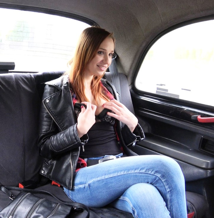 FakeTaxi: Chelsy Sun - Slim Redhead Likes Rough Sex  [HD 720p] (453 MiB)