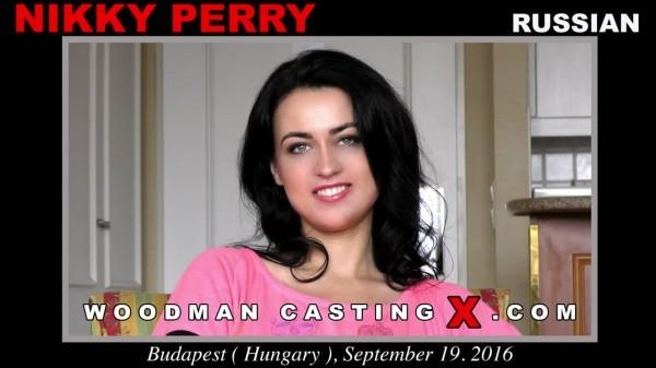 Nikky Perry aka Cindy Brooke [Woodmancastingx / FullHD]