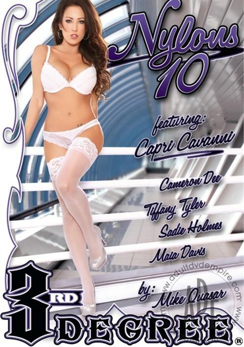 Nylons 10 ~  3rd Degree ~  DVDRip 480p
