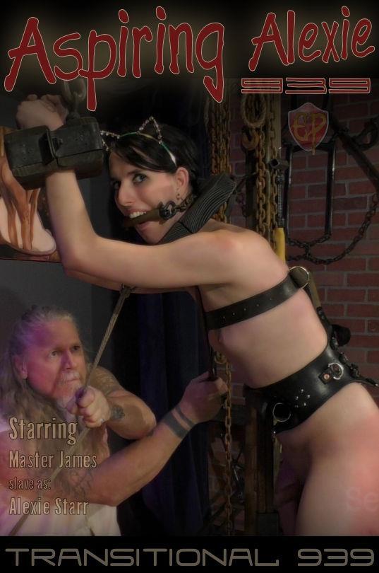 SensualPain: Alexie Starr, Master James - Aspiring Alexie 939 (FullHD/1080p/1.54 GB) 29.05.2017