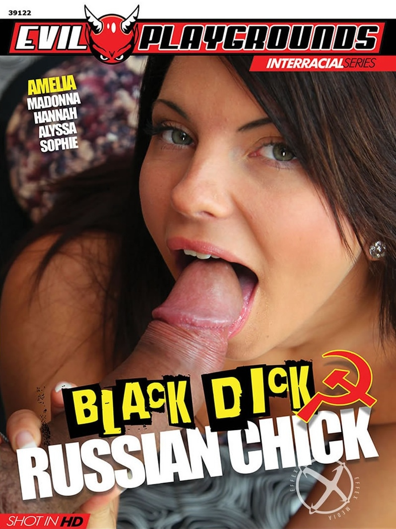 Black Dick Russian Chick [WEBRip/SD 480p]