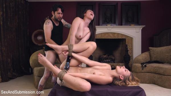 Alexa Grace, Casey Calvert - Dirty Business - SexAndSubmission.com / Kink.com (SD, 540p)