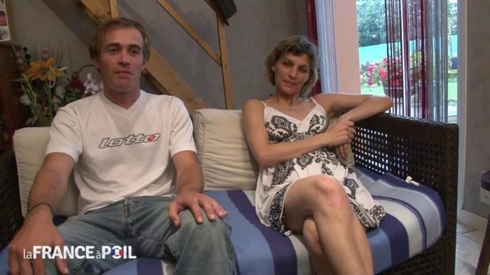 Lafranceapoil.com - Luna - Libertine de 38ans amene son amant pour tourner son premier porno [HD 720p]