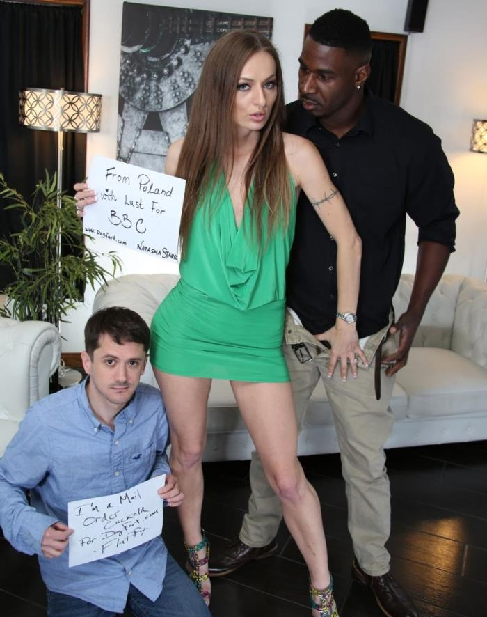 CuckoldSessions/DogfartNetwork:  Natasha Starr(Interracial) - Cuckold Sessions  [FullHD 1080p]