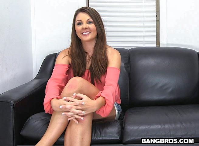BackRoomFacials.com / BangBros.com: Cali Hayes - Eager to Please [SD] (262 MB)