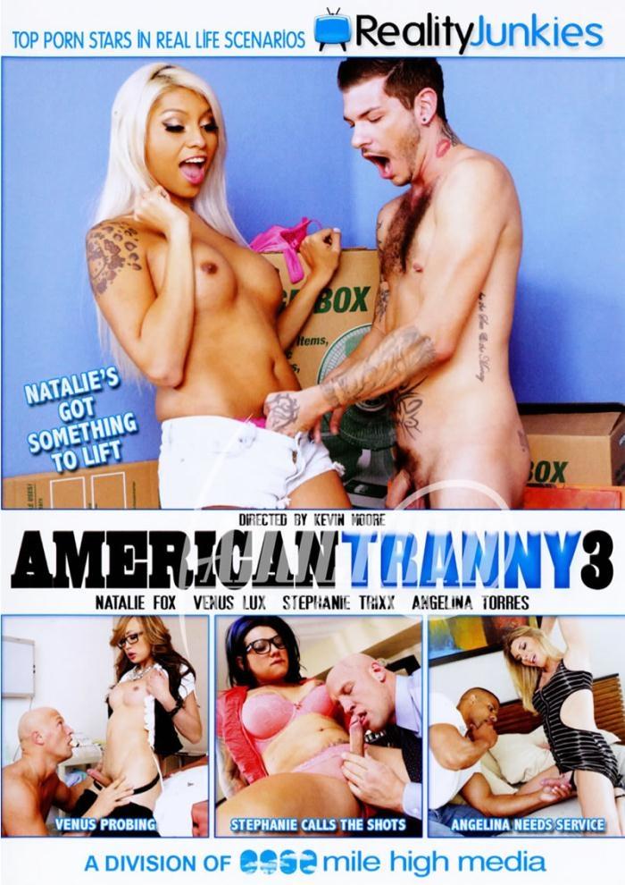 American Tranny 3 [WEBRip/SD 544p]